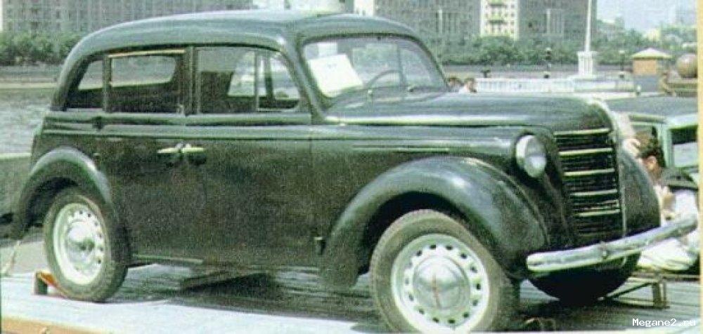 Легковой автомобиль КИМ-10.