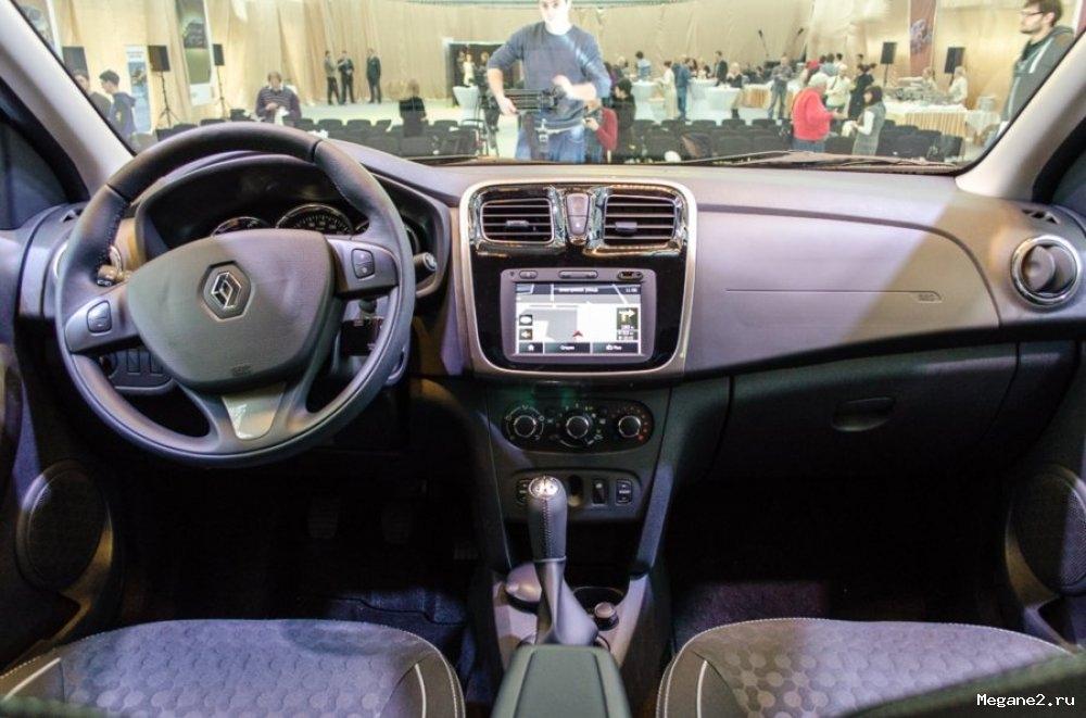 Новые Renault Logan и Sandero дебюти…