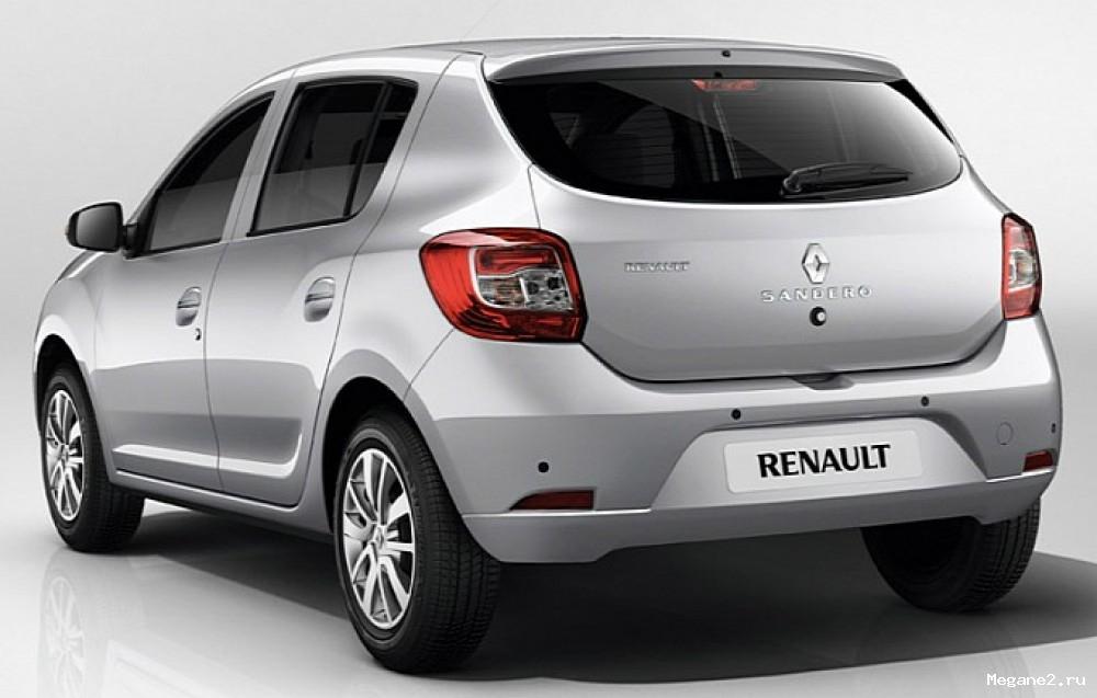 Появились фотографии новых Renault …