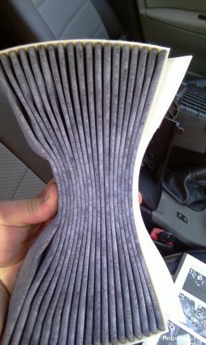 Замена салонного фильтра на флюенс своими руками 81